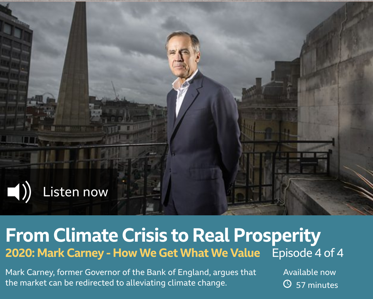 Foto Bbc-radio-4-the-reith-lectures-2020-mark-carney