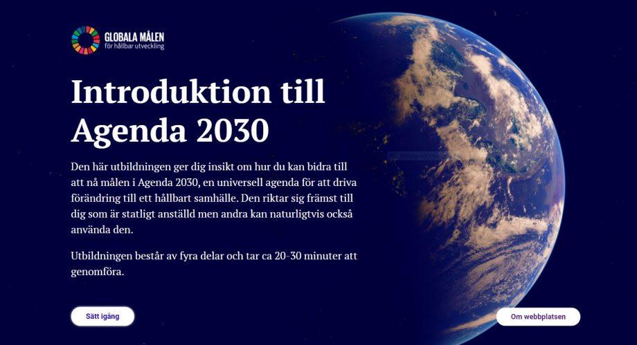 SCB Agenda-2030 kurs